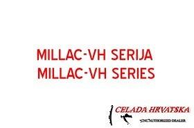 MILLAC-VH SERIES - KATEGORIJA