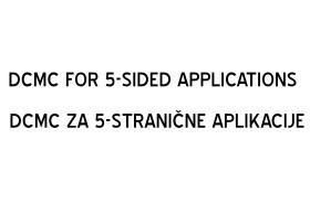 DCMC ZA 5-STRANIČNE APLIKACIJE