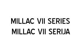 MILLAC VII SERIJA